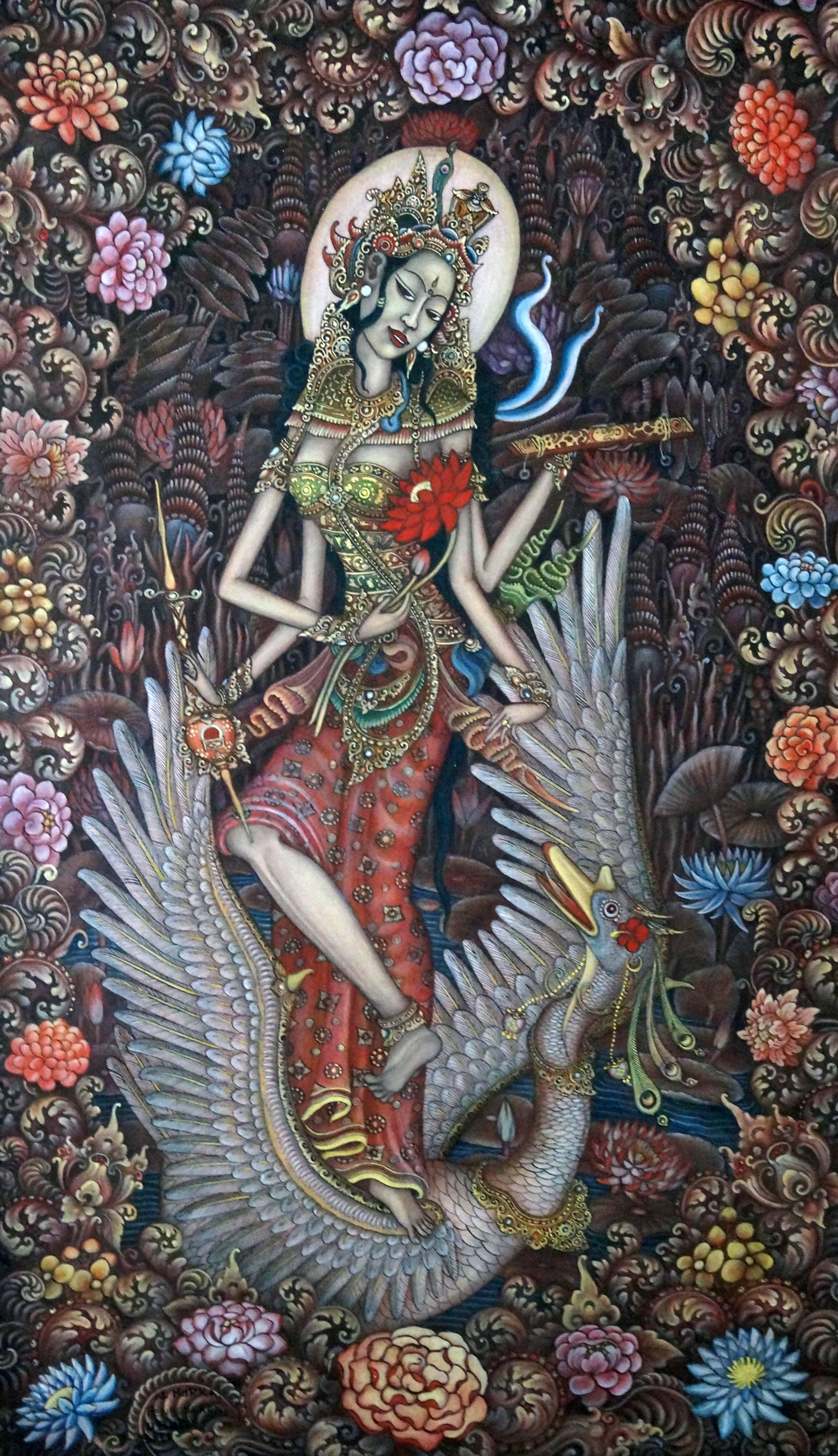 Wyn Murka 60x1m Dewi Saraswati